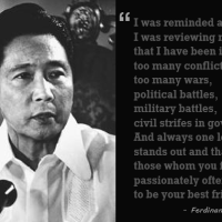 24 Famous Quotes By Ferdinand Marcos Ako Si Pilosopong Tasyo
